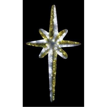 Звезда световая (1.8 м) восьмиконечная 506-244