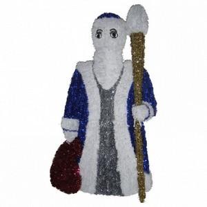 Дед Мороз световой (2.1 м) с мешком NN-506 506-282