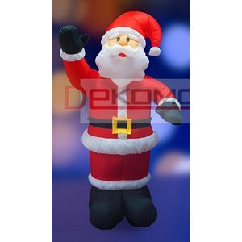 Дед Мороз световой (1.8 м) Дед Мороз приветствует 511-114