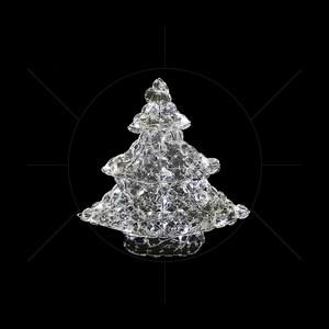 Ель световая новогодняя (40 см) 513-265