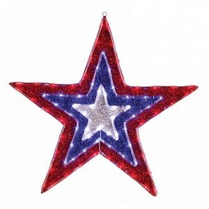 Звезда световая (91x91 см) 514-022