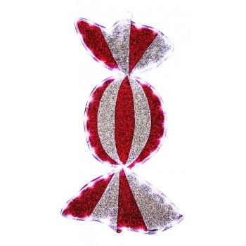 Панно световое (60x30 см) Карамель 514-051