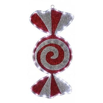 Панно световое (60x30 см) Карамель 514-052