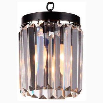 Подвесной светильник Newport 31100 31101/S черный+золотой