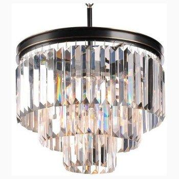 Подвесной светильник Newport 31100 31106/S черный+золотой