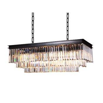 Подвесной светильник Newport 31100 31111/S черный+золотой