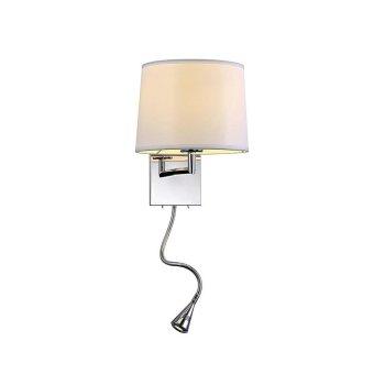 Бра с подсветкой Newport 14200 14202/A белый
