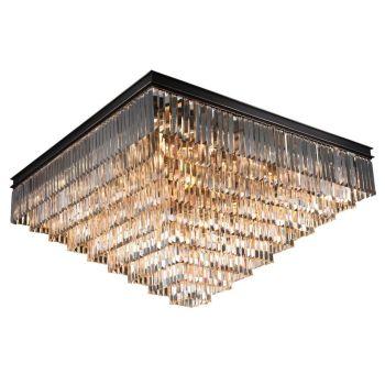 Накладной светильник Jamestown 31133/PL nickel