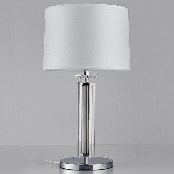 Настольная лампа декоративная 4400 4401/T chrome без абажура