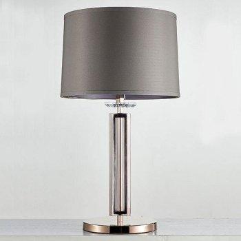 Настольная лампа декоративная 4400 4401/T black nickel без абажура