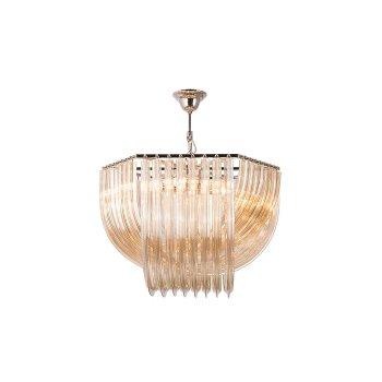 Подвесной светильник 64006/S cognac