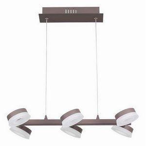 Подвесной светильник Odeon Light Wengelina 3537/6L
