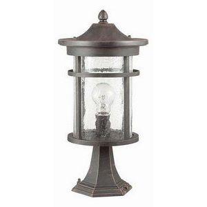 Наземный низкий светильник Odeon Light Virta 4044/1B