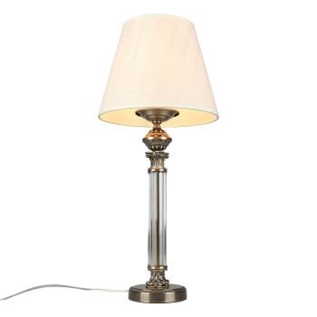 Настольная лампа декоративная Omnilux Rivoli OML-64214-01