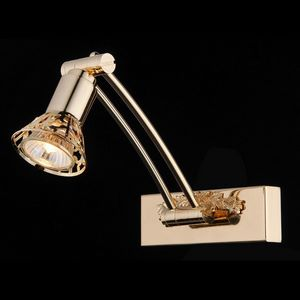 Светильник на штанге Maytoni Rublev PIC120-01-G