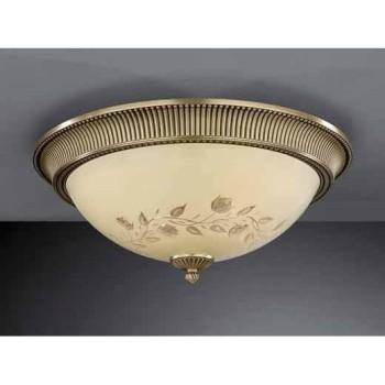 Накладной светильник Reccagni Angelo 6208 PL 6208/4
