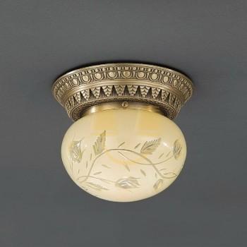 Накладной светильник Reccagni Angelo 7722 PL 7722/1