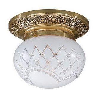 дополнительное изображение Накладной светильник Reccagni Angelo 7840 PL 7840/1