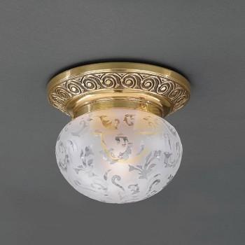 Накладной светильник Reccagni Angelo 7841 PL 7841/1