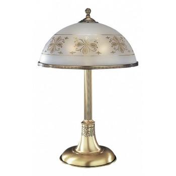 Настольная лампа декоративная Reccagni Angelo 6002 P 6002 G