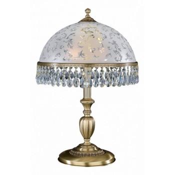 Настольная лампа декоративная Reccagni Angelo 6200 P 6200 G