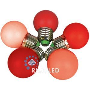 Лампа накаливания RL-BL-E27-G45-R