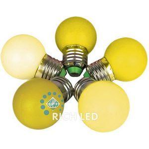 Лампа накаливания RL-BL-E27-G45-Y