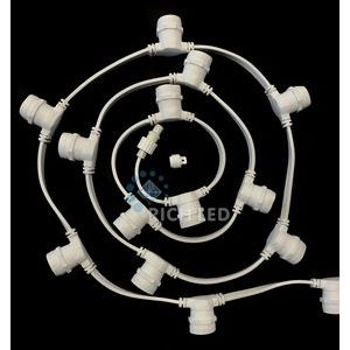 Гирлянда с насадками RL-BL2-50M-250-W
