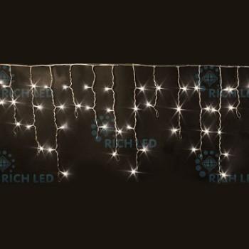 Бахрома световая (3х0.5 м) RL-i3*0.5F-RW/WW