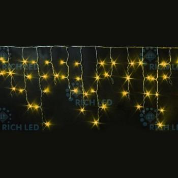 Бахрома световая (3х0.5 м) RL-i3*0.5F-T/Y