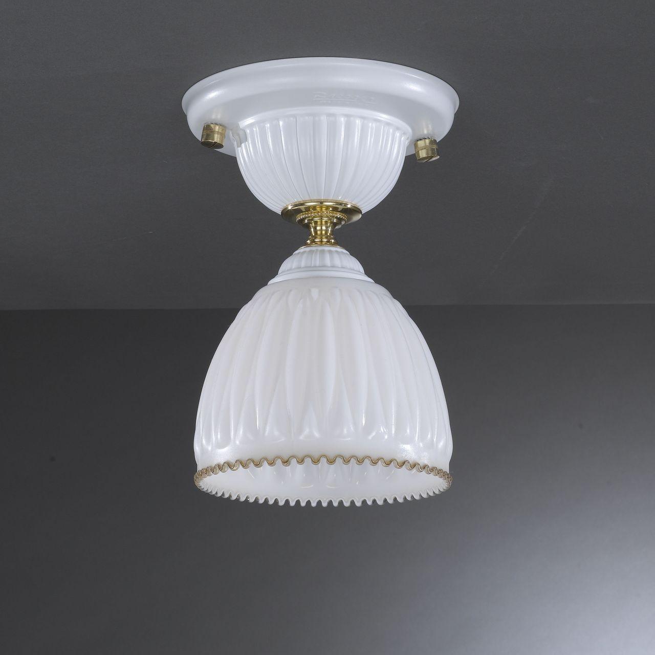 Потолочный светильник Reccagni Angelo PL 9601/1