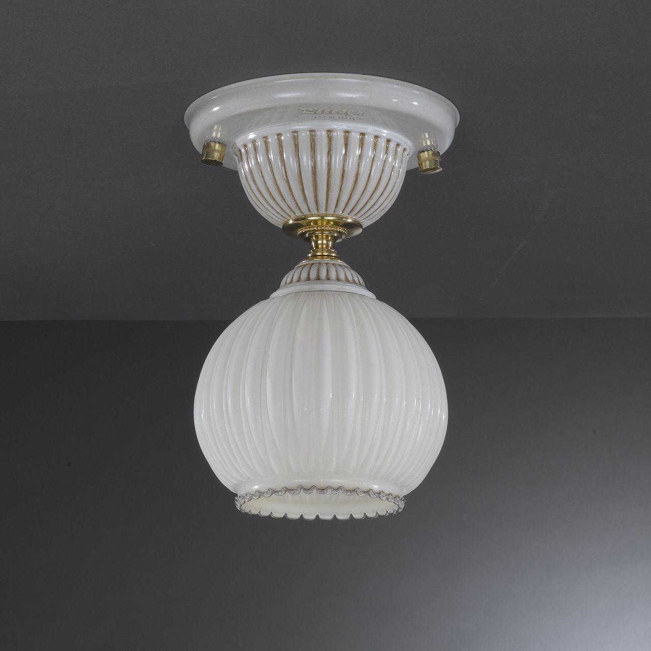 Потолочный светильник Reccagni Angelo PL 9670/1