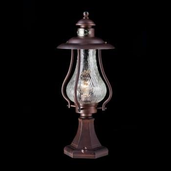Наземный низкий светильник Maytoni La Rambla S104-59-31-R