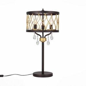 Настольная лампа декоративная ST-Luce Grassо SL789.424.03