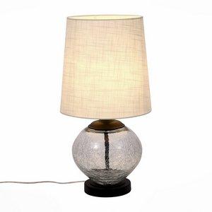 Настольная лампа декоративная ST-Luce Ampolla SL971.104.01