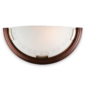 Накладной светильник Sonex Greca Wood 60