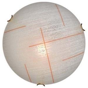 Накладной светильник Sonex Lint Orange 254/CL