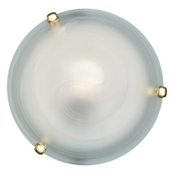 Накладной светильник Sonex Duna 353 золото