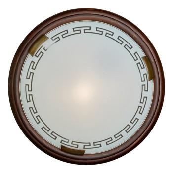 Накладной светильник Sonex Greca Wood 360