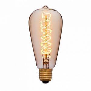 Лампа накаливания Sun Lumen ST64 052-269
