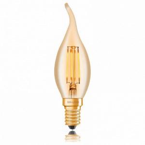 Лампа светодиодная Sun Lumen C35 E14 4Вт 2200K 057-349