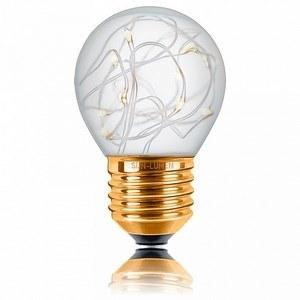 Лампа светодиодная Sun Lumen Starry E27 1Вт 2700K 057226