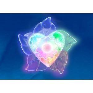 Ночник DTL-302-Цветок/Pearl/4LED/0,5W 2438
