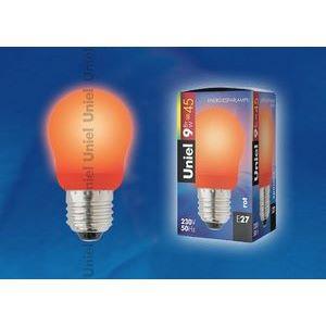 Лампа компактная люминесцентная 2955 E27 9Вт В  груша круглая