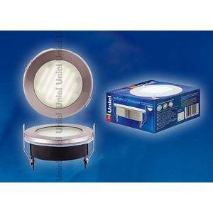 Встраиваемый светильник GX53-9/2700/H5 SILVER IP54 3036