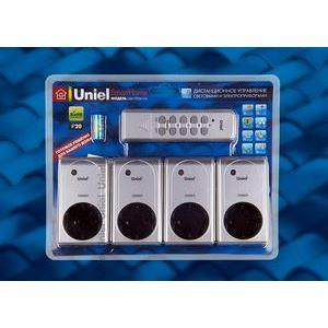 Пульт ДУ USH-P006-G4-300W-25M SILVER 3786