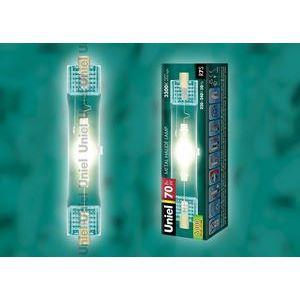 Лампа галогеновая MH-DE-70/3300/R7s картон 3798