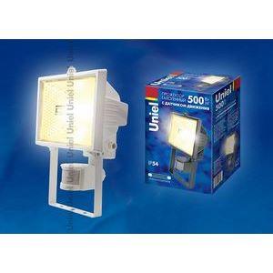 Настенный прожекторы UPH-500W-WH-sensor 3844