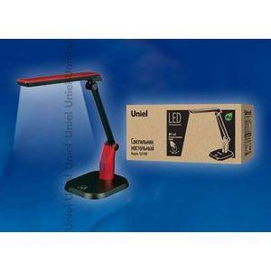 Настольная лампа офисная TLD-502 Red/LED/546Lm/5000K/Dimer 5649