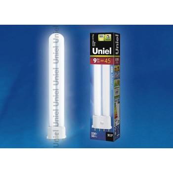 Лампа компактная люминесцентная 6000 2G7 9Вт В 4000 K U-образная трубка